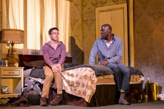 A GUIDE FOR THE HOMESICK at Huntington