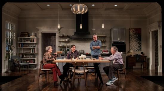 THE REMAINS at Studio Theater
