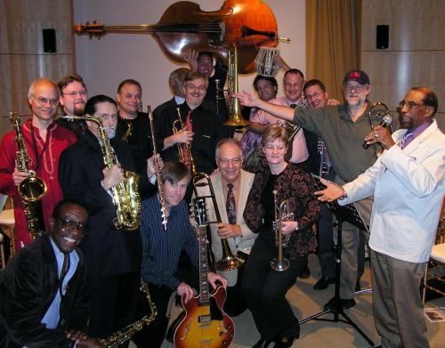 The Aardvark Jazz Orchestra Aardvark Orchestra